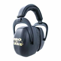 The Pro Ears Ultra Pro Hearing Protection Ear Muff advantages are the superior comfort, quality and performance. Ultra Pro Ear Muffs have an NRR of are very comfortable and stylish. They are ideal for range use, indoor or outdoors, for small and large Ear Protection, Hearing Protection, Outdoor Range, Ultra Series, Hunting Stores, Hunting Gear, Shooting Accessories, Shooting Range, Earmuffs