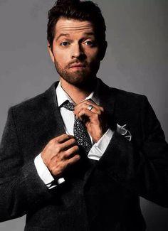 Misha Collins. I have no words.