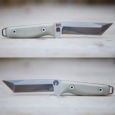Juan Chao | Knives and Swords