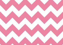 Riley Blake Flannel Chevron Hot Pink
