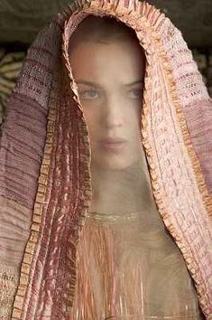 Sophia Myles as Princess Isolde in 'Tristan and Isolde' film 2006