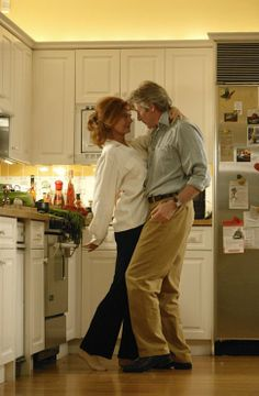 Still of Richard Gere and Susan Sarandon in Shall We Dance