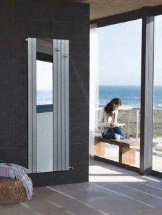 tükör radiátor, előszobai radiátor, akasztós radiátor