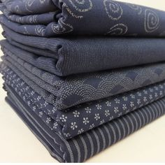 AP Indigo Blue 100% Cotton Japanese Fabric in Crafts, Sewing & Fabric, Fabric | eBay