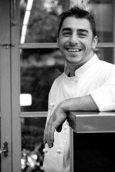 Pastry Chef Jordi Roca. El Celler de Can Roca. Girona.  Spain