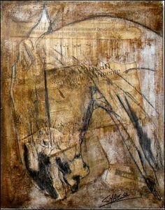 Read All About It Chakib Benkara Fine Artist