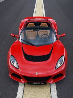 Lotus Exige S Roadster http://www.autorevue.at/startseite-teaser/lotus-exige-s-roadster.html