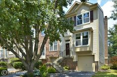 Beautiful #townhouse in Gaithersburg, #Maryland  used to be just farmland until IBM moved in