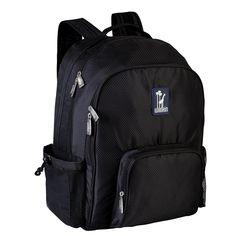 My Sweet Dreams Baby - Large Kid's Backpacks - Diamond Weave Black (http://www.mysweetdreamsbaby.com/kidsbackpacksbig.htm)