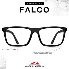 🔥 OUT NOW: The gloryfy TRIBUTE TO FALCO Edition! ⠀ Unbreakable sunglasses, sustainably manufactured in Austria. 💥 #gloryfy #unbreakable #eyewear #MadeInAustria #style #sunnies #glasses #shades #accessories #ootd #handmade #eyewearfashion #eyeglasses #falco #rockmeamadeus #glasseslife #glasses #sonnenbrille #optischebrille #optics #opticals #innovation #austria #tirol #alps #startup #startuplife #startups #austropop