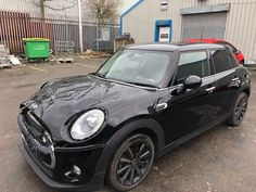 eBay: 2016 MINI COOPER 1.5 PETROL 5 DOORDAMAGE REPAIRABLE SALVAGE STARTS AND DRIVES #minicooper #mini