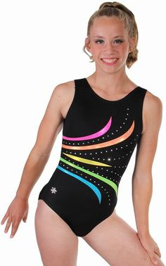 Check out our competition tanks on our website...there are a total of 12 new comp tanks.  This is Fanfare in black.  Love it!