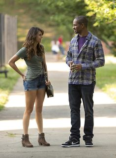 love boots and shorts. Lets be cops.
