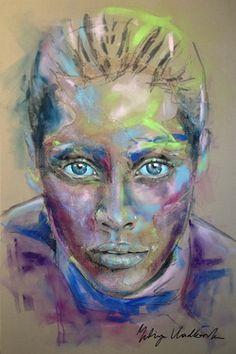 """Saatchi Art Artist Yuliya Vladkovska; Painting, """"no drama"""" #art"""