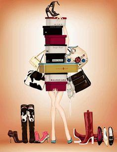 ilustradores de moda « A puro diseño