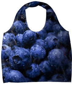 Blueberries Eco Bag