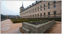Escorial Sidewalk, Louvre, World, Building, Travel, The World, Buildings, Walkways, Viajes