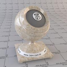 Nesse tutorial eu vou te ensinar a criar material de mármore no V-Ray para Sketchup. Para ver o tutorial acesse: http://www.3dm.com.br/tutorial-como-fazer-material-de-marmore