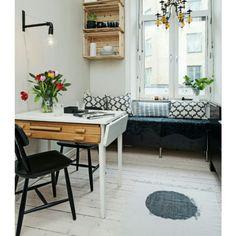 ▪ Small spaces ▪ ideas ▪ hhinspiration ▪ interior design inspiration ▪