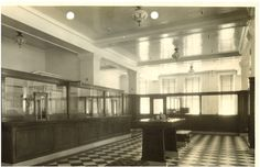 In 1925, this is what our Community Office used to look like.