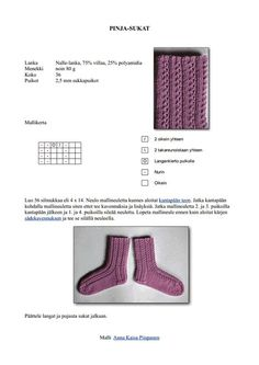 Knitting Socks, Knitting Stitches, Yarn Colors, One Color, Google Drive, Knit Crochet, Slippers, Pdf, Pattern