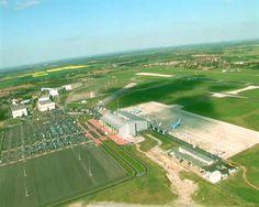 Robin Hood Doncaster Sheffield Finningley Bawtry Eckythump International Airport (EGCN/DSA)