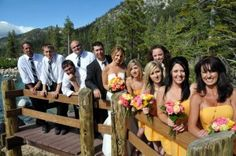 "Some scenic locations at ""Tahoe Rocks"" for your wedding photos! http://lakefrontwedding.com/tahoe-rocks/"