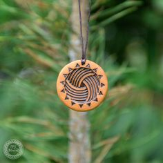Aromatherapy pendant sun essential oil perfume necklace Terracotta Clay fragrance diffuser #G50 by ArtOfSIberia on Etsy https://www.etsy.com/listing/464182806/aromatherapy-pendant-sun-essential-oil