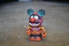 Animal JaredCircusbear Custom Vinylmation