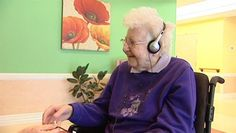 Well-tuned.  A musical program to help seniors with dementia.