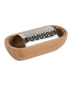 Love this Core Bamboo Classic Bamboo Grater by Core Bamboo on #zulily! #zulilyfinds