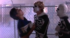 TBT: Watch The Karate Kid's Classic Halloween Showdown (Where Mr. Miyagi Beats Up 5 Teenagers)