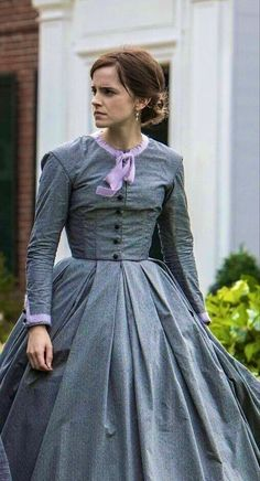 Vintage Girls, Vintage Dresses, Meg March, Retro Fashion, Vintage Fashion, Emma Watson Beautiful, Film Aesthetic, Heroines, Woman Quotes