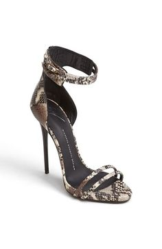 Giuseppe Zanotti Ankle Strap Sandal available at #Nordstrom