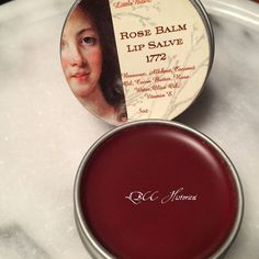 Hey, I found this really awesome Etsy listing at https://www.etsy.com/listing/105462337/1772-tinted-rose-balm-lip-salve-lip