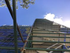 Bay Pavilions - Lane Cove Looking up