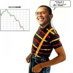 Did I do that! - Obama Funny Pictures Bwahahahaha! Oh lighten up, its funny!
