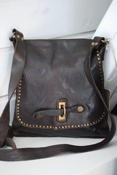 Leather handbag  CAMPOMAGGI