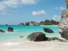 Bermuda.....awesome pink beaches!