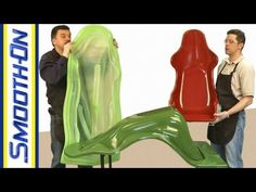 Vacuum Resin Infusion Process: Fabricating a Composite Car Seat - YouTube