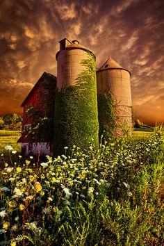 Wisconsin Horizons by Phil Koch. Milwaukee, Wisconsin, USA