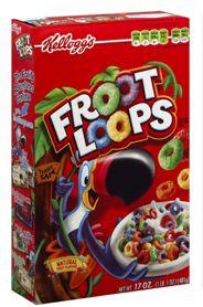 Target  Kelloggs Cereal as low as $.93 Per Box