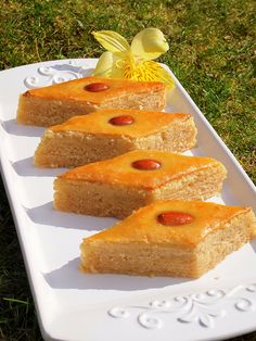Paklava is a rich, sweet pastry made of layers of filo pastry filled with chopped nuts and sweetened with syrup or honey.