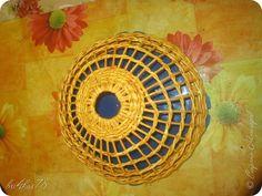 Поделка изделие Плетение Из последнего  Трубочки бумажные фото 16