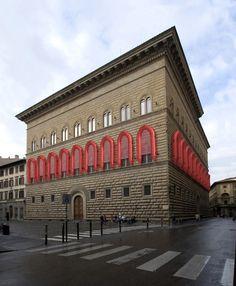 Ai Weiwei, Reframe, Palazzo Strozzi, Florence 2016
