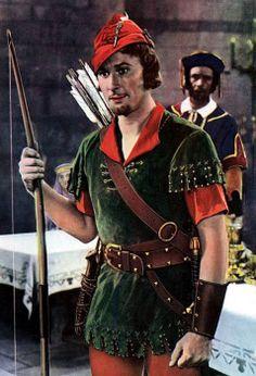 Superheld: Robin Hood