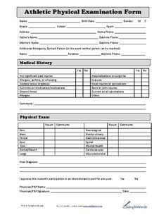 Bowling Record Sheet  Scores And Sports Games