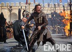A lire sur AlloCiné : De nouvelles photos d'Assassin's Creed ont été dévoilées montrant Michael Fassbender en action !