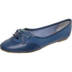 Sapatilha Amarração Azul, Lilly´s Closet. R$139,90