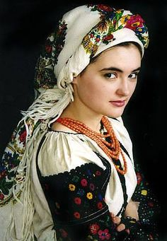 Eastern european fashion